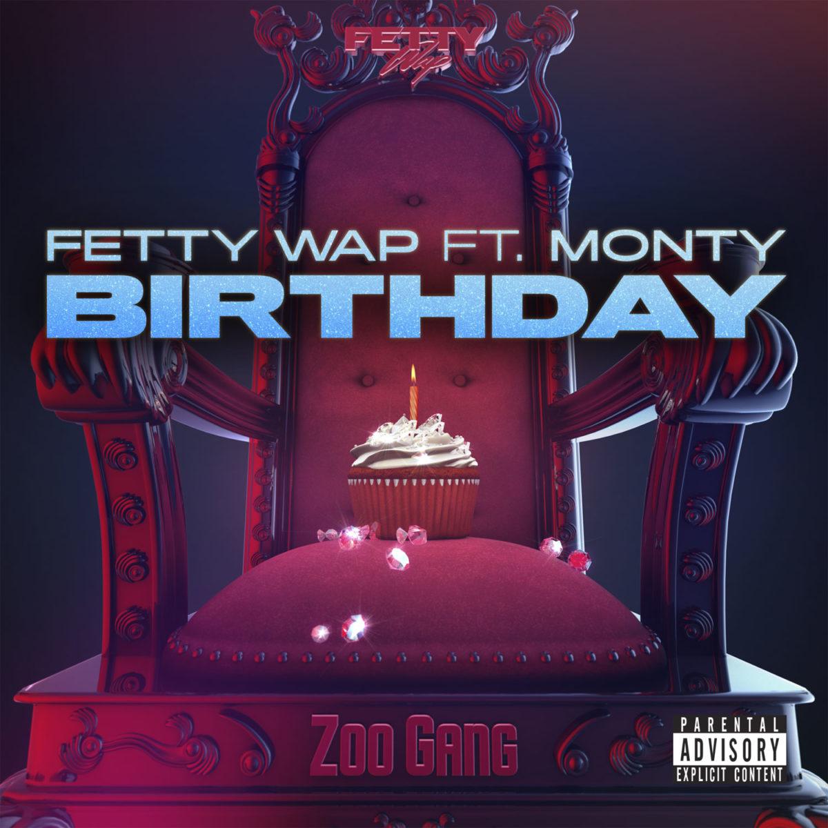 Birthday - Ft. Monty