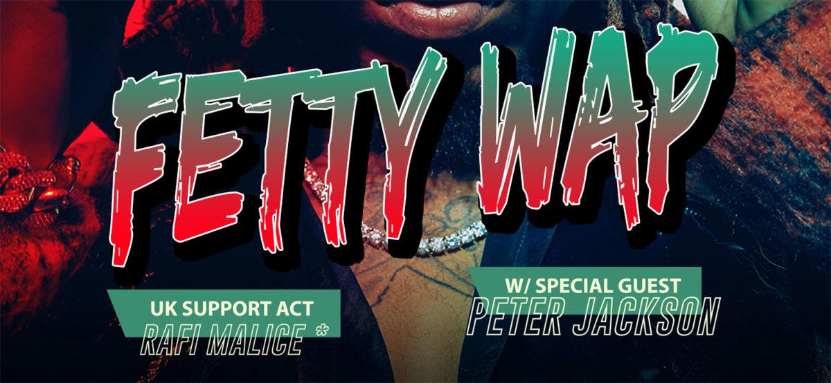 Tour – Fetty Wap