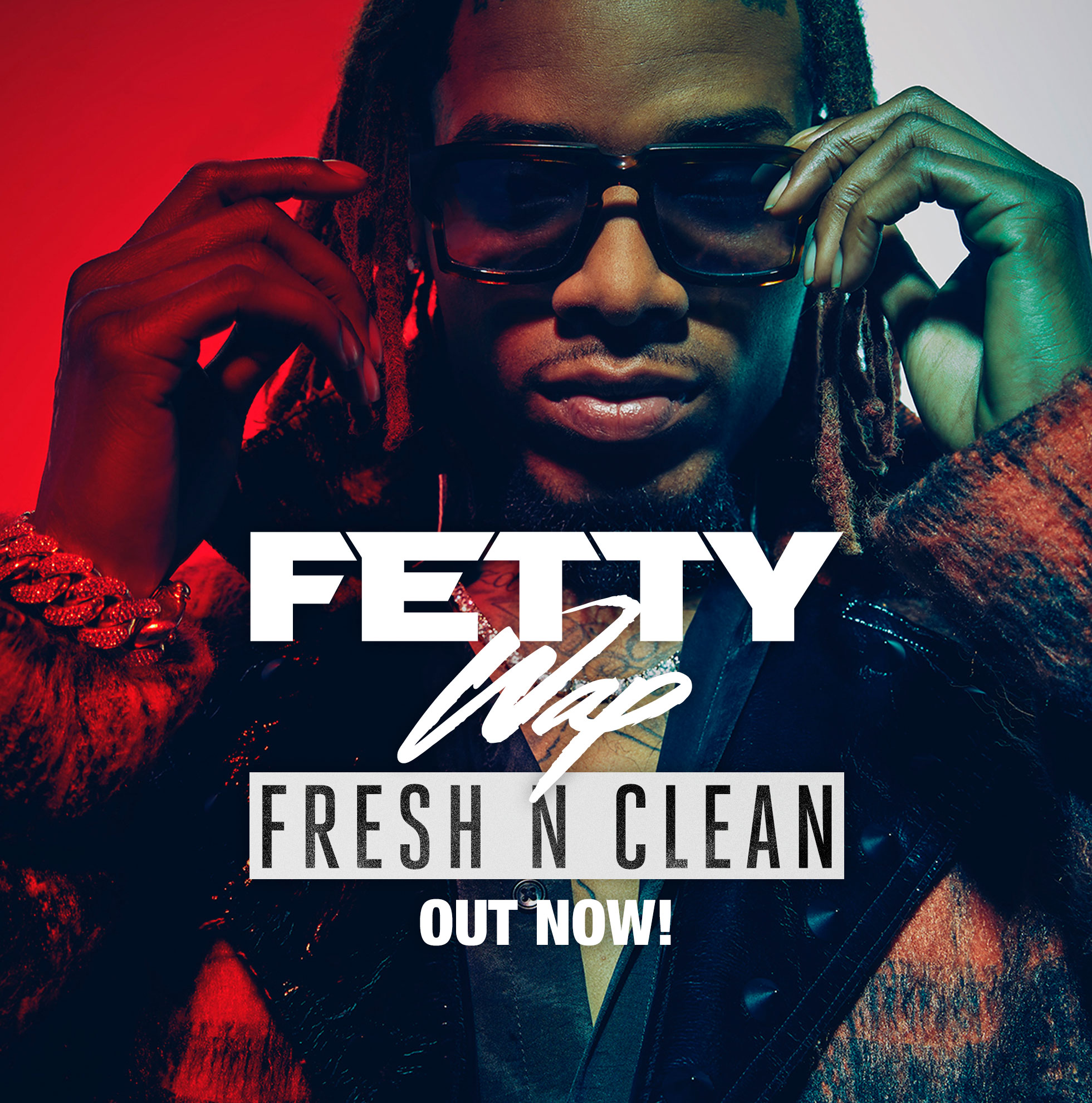 """Fetty Wap Flips Drake & Chris Brown's """"No Guidance"""""""